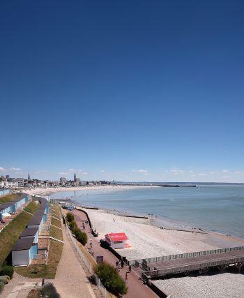 Plage du Havre